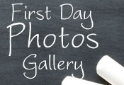 First Day Photos Gallery